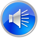 Volume-Normal-Blue icon