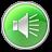 Volume-Pressed icon