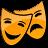 Theater-Yellow-2 icon