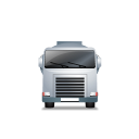 FuelTank-Truck-Front-Grey icon