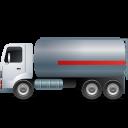 FuelTank-Truck-Left-Grey icon