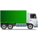 Truck-Right-Green icon