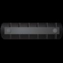 WasteTankerTrailer-Top-Black icon