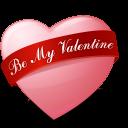 Heart-BeMyValentine icon