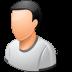 Person-Male-Light icon