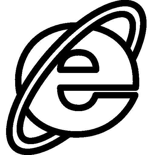 logos icono de internet explorer icopngicnsiconos