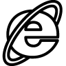 Logos-Internet-Explorer icon