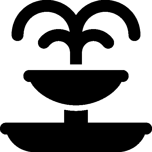city – brunnen – symbol - ico,png,icns Gratis Download