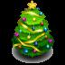 Chrismas-tree icon