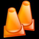 Construction-cone icon