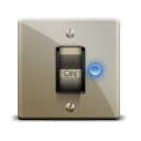 Switch-on icon