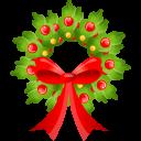 Christmas-bow icon