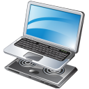 Laptop-cooler icon