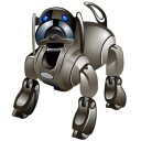 Robotic-pet icon