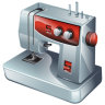 Sewing-machine icon