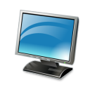 Lcd-monitor icon