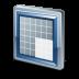 Merge-cells icon