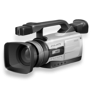 Camcorder-inactive icon
