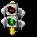 Traffic-lights icon