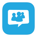 MetroUI-Apps-Live-Messenger-Alt-2 icon