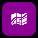 MetroUI-Apps-Windows8-Maps icon