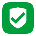 MetroUI-Folder-OS-Security-Approved icon