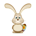 Easter-Bunny-EGG icon
