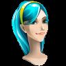 Browser-girl-internet-explorer icon