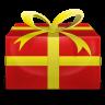 Christmas-Present-1 icon