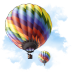 Travel-Baloon icon