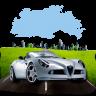 Travel-Alpha-Romeo icon
