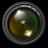 Aperture-3-50mm-0-95-Orange icon
