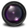 Aperture-3-purple icon