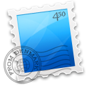 Mail-tall icon