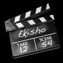 Movies-black icon