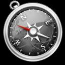 Safari-alt-5 icon