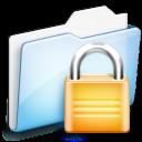Folder-private-alternative icon