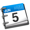 Ical-blue-1 icon