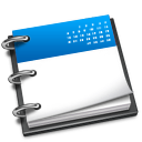Ical-blue-2 icon