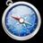 Safari-alt-1 icon