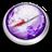 Safari-purple icon