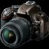 Camera-Reflex-Nikon-D5200-Bronze icon