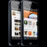 Smartphone-Apple-iOS-iPhone-5 icon