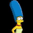 Marge-Simpson icon