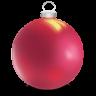 Christmas-ball icon