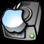 Harddrive-apple icon
