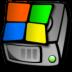 Harddrive-windows icon