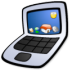 Notebook-with-icons icon