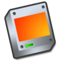 Harddrive-removeable icon