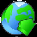 Internet-download icon